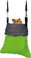 Trixie (Трикси) Cuddly Cave Теплый подвесной гамак-сумка для грызунов