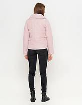 Braggart Youth | Осенне-весенняя женская куртка 25062 пудра, фото 3