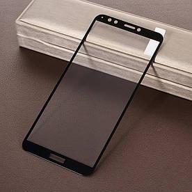 Защитное стекло Optima 3D Full Screen для Huawei Y7 Prime 2018, Черное