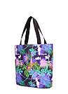 Женская сумка Select с тропическим принтом, фото 2