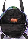 Женская сумка Select с тропическим принтом, фото 4