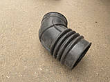 Патрубок компенсирующий фильтра воздушного ДМРВ УАЗ 3163.3962.452 инж., фото 2