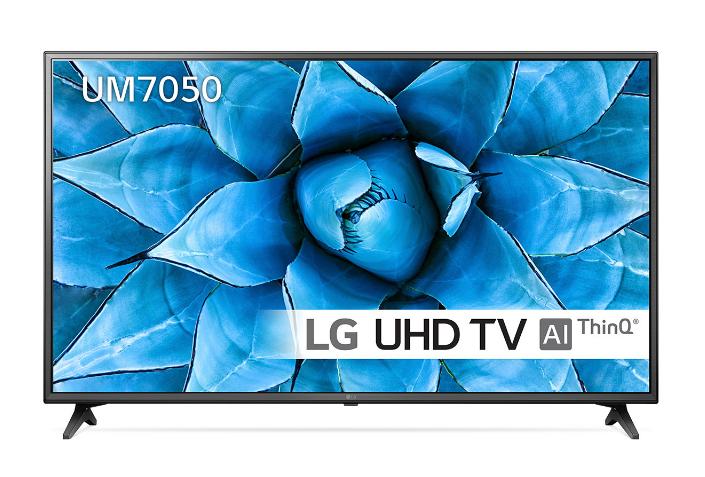 Телевизор LG 55UM7050 smart