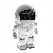 Поворотная ip камера wifi робот Hiseeu FHMI, 1.3 Мегапикселя, 960P, поворотная PTZ, P2P