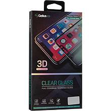 Защитное стекло Gelius Pro 3D Full Glue для Samsung A217 A21s Black