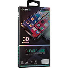 Защитное стекло Gelius Pro 3D Full Glue для Samsung A315 A31 Black