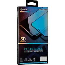 Защитное стекло Gelius Pro 5D Full Glue для Samsung G980 S20 Black