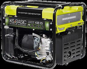 Інверторний Генератор K&S Basic KSB 35i (3.5 кВт)