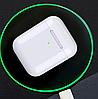 Бездротові навушники Bluetooth 5.0 Apple AirPods 2 гарнітура з кейсом для зарядки, фото 8