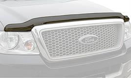 Дефлектор капота (мухобойка)  Citroen Berlingo 2008 ->/Peugeot Partner Berlingo 2008 -> (HIC)