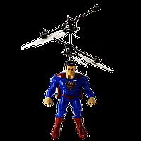 Игрушка Индукционная Летающая Супер Герой Heroes 2 Супермен Superman LED Марвел Marvel