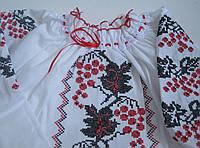 Женская сорочка вышиванка с 46-52 размер