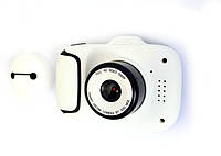 40M Детский цифровой мини фотоаппарат Cartoon Camera X11 Бэймакс Baymax 20Мп