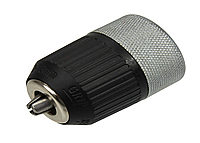"Патрон для дрели самозажимной 1/2"", 2.0-13 мм корпус металл/пластик GEKO G00515"