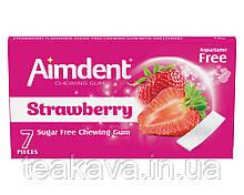 Жувальна гумка без цукру зі смаком фруктів Aimdent DYNAMIC, 7 шт/уп (жевачка, жуйка)