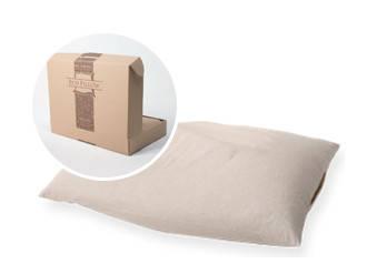 Ортопедическая подушка с наполнителем из гречневой шелухи, фото 2