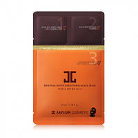 Маска для лица Jayjun New Real Water Brightening Black Mask