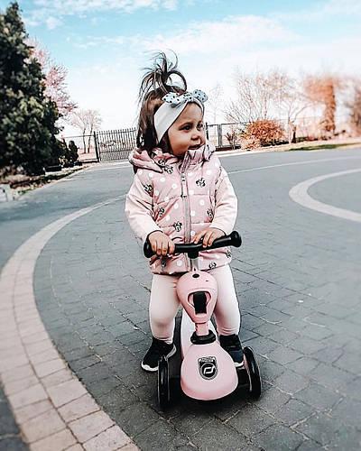 У каждого малыша должен быть самокат! Самокат Scoot&ride !