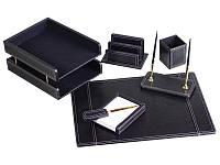 Набор настольный,офисный DELUXE DESK SET - BK7W-1A