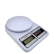 Электронные кухонные весы до 10кг