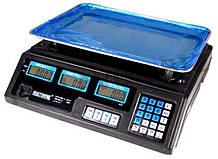 Электронные торговые весы Matarix MX-410A