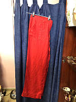 Красные летние брюки Atmosphere