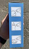 Бесконтактный инфракрасный термометр HMP-186, бесконтактный дистанционный градусник, пирометр, фото 9