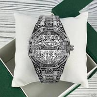 Audemars Piguet Royal Oak  Pattern Silver-White