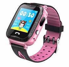 Часы типа G3 розовые и голубые