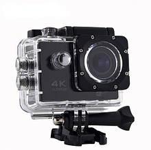Экшн камера 4К Wifi (без пульта)