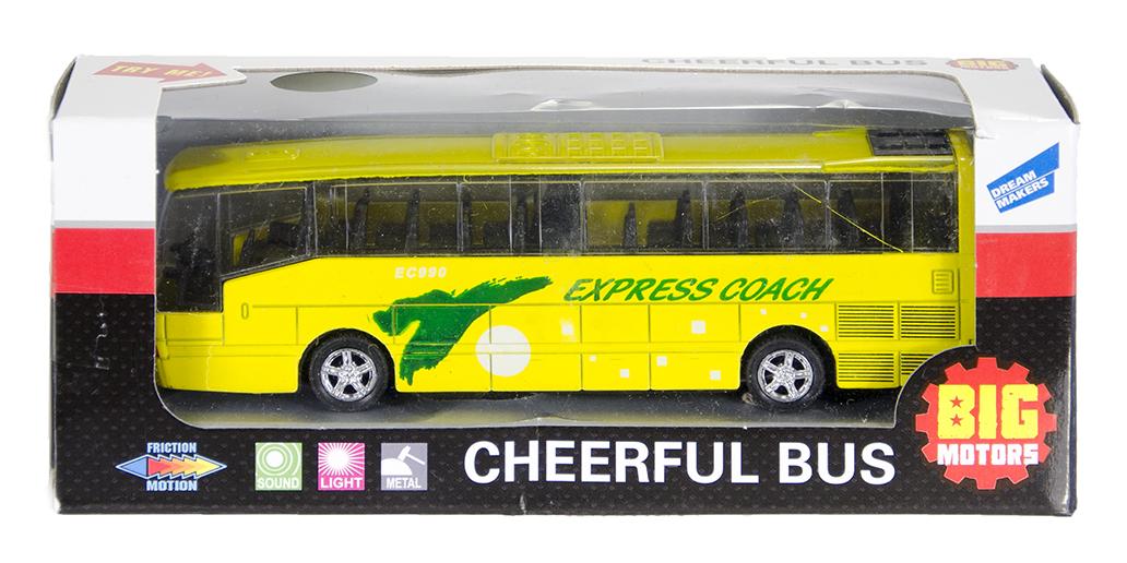 Автобус інерційний XL80136L