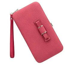 Женский кошелек BAELLERRY Pidanlu Style (красный)