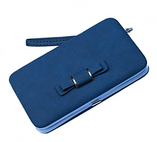 Женский кошелек BAELLERRY Pidanlu Style (синий)