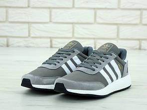 Чоловічі кросівки Adidas INIKI,Grey