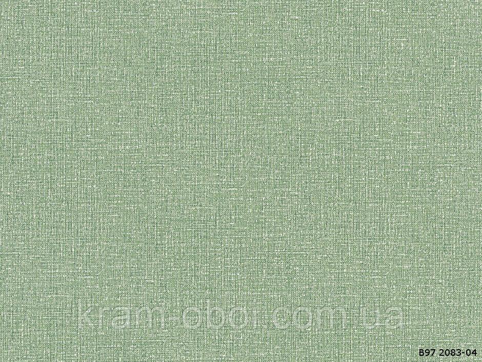 Шпалери Слов'янські Шпалери КФТБ вінілові на флізеліновій основі 10м*1,06 9В97 Альфа 2 2083-04