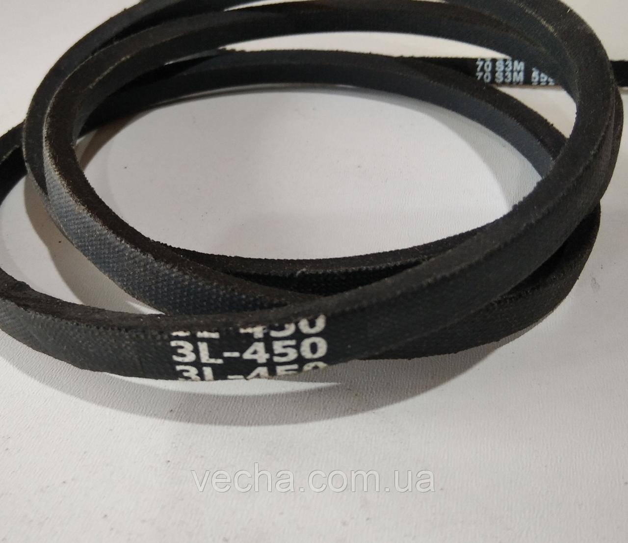 Ремень 3L-450, для стиральной машины