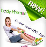 Тренажер для фитнеса мышц живота и ног Body Trimmer, фото 2