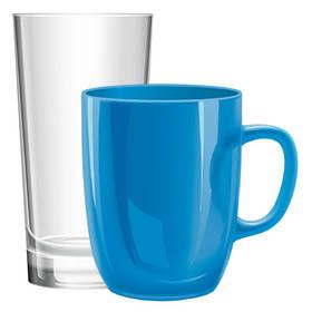 Чашки, стакани, келихи
