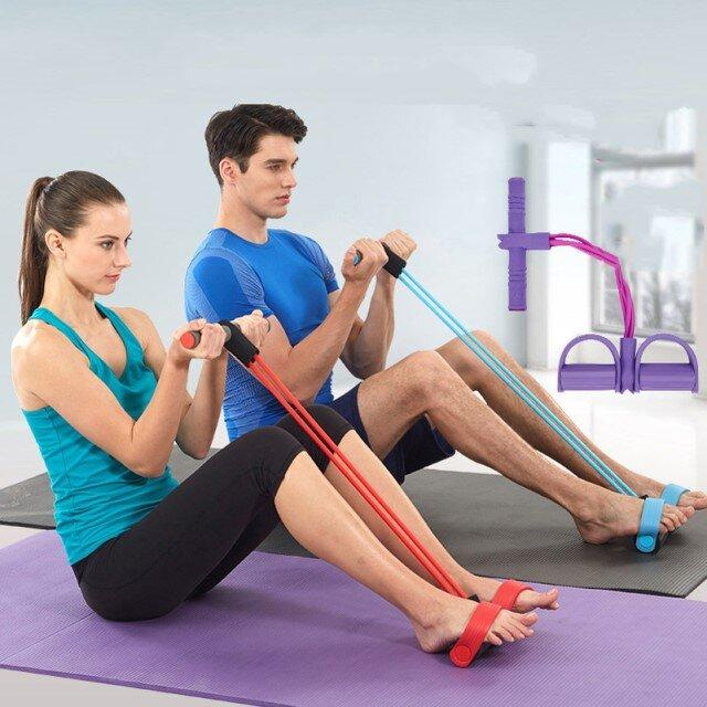 Тренажер для фитнеса мышц живота и ног Body Trimmer