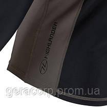 Термофутболка с длинным рукавом Highlander Pro Comp Mens Black/Grey L, фото 2