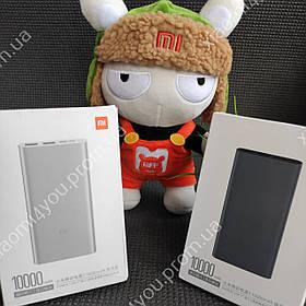 New! PowerBank Xiaomi Mi 3 Type-C 10000 mAh Внешний аккумулятор Power Bank USB-C PLM13ZM (VXN4260CN)