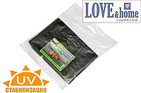 Агроволокно пакетированное плотностью 50г/кв.м.; 3,2м*10м черно-белое., фото 1