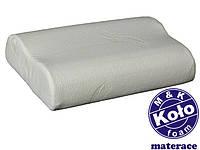 Tермоэластичная подушка Visco M&K foam Kolo