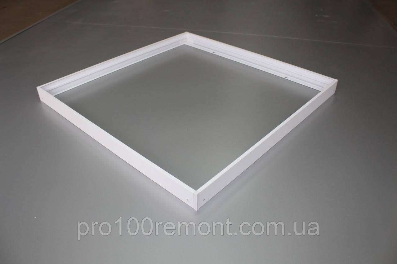 Рамка для накладного монтажа светодиодного светильника