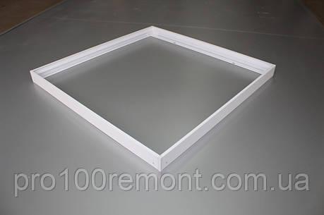Рамка для накладного монтажа светодиодного светильника, фото 2