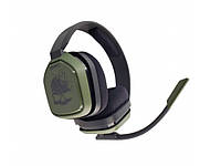 Наушники Logitech Astro A10 Call of Duty Wired Gaming Headset (Green/Black)