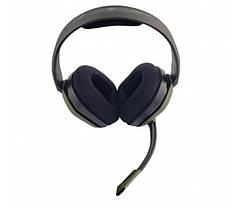 Наушники Logitech Astro A10 Call of Duty Wired Gaming Headset (Green/Black) Витрина, фото 3