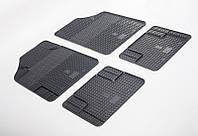 Ковры для авто универсальныеUNI Variant, комплект 4 шт., черные