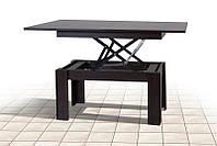 Стол трансформер Баттерфляй ДСП, цвет венге/магия (Микс мебель)