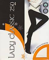 Классик женские махровые легинсы 250 ден 2, 3, 4 размеры